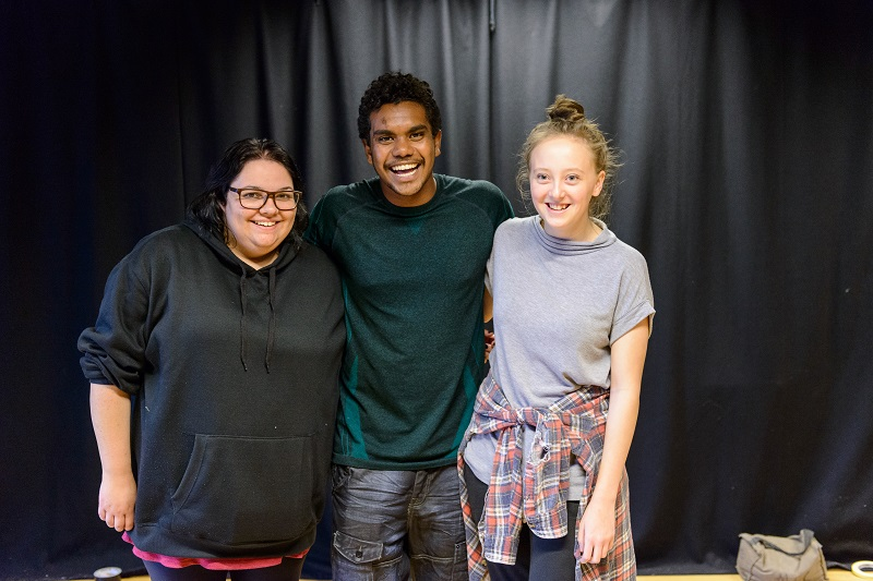 Indigenous Scholarship Participants 2017