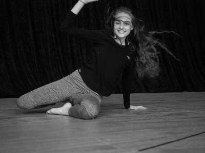 Week 3 - Amelia Dancing