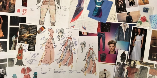 MTC Ambassadors' Macbeth Costume Designs